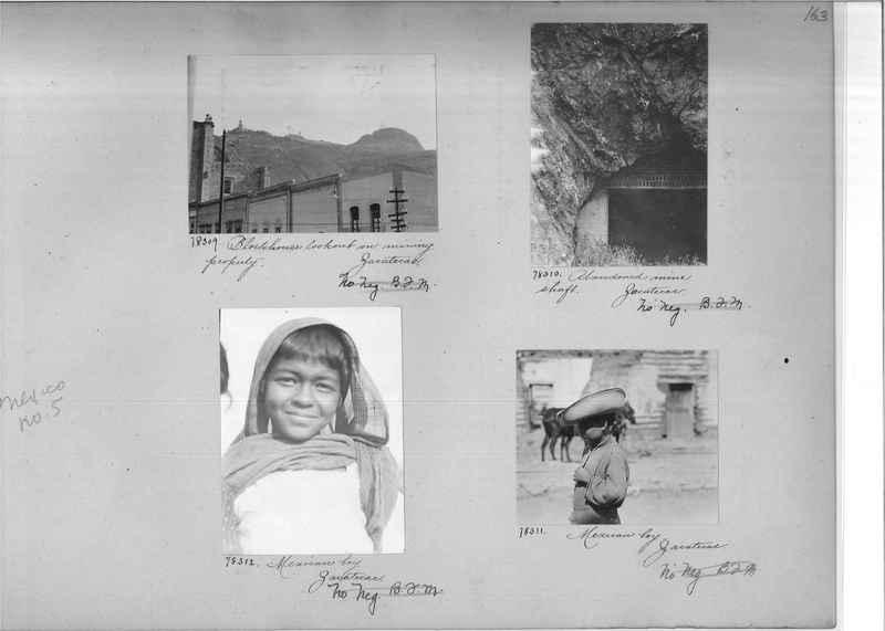 Mission Photograph Album - Mexico #05 page 0163
