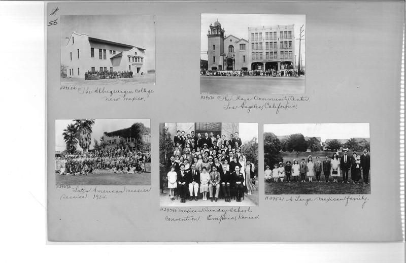 Mission Photograph Album - Latin America #2 page 0056