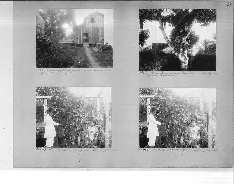 Mission Photograph Album - Malaysia #6 page 0061