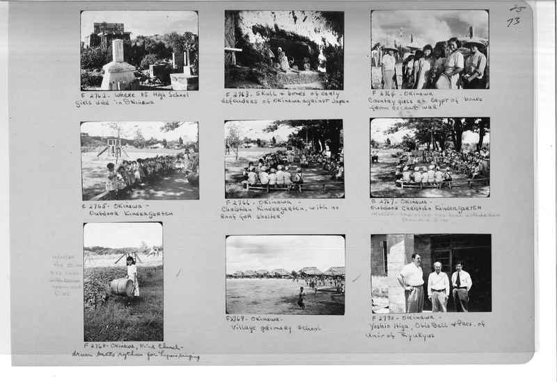 Mission Photograph Album - Japan #07 Page 0073