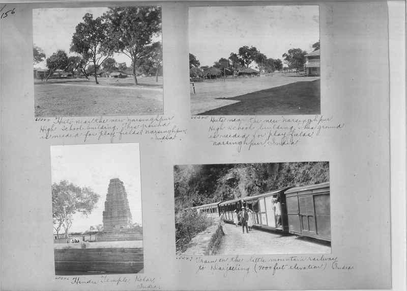Mission Photograph Album - India #08 Page 0156