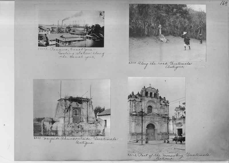 Mission Photograph Album - Panama #04 page 0169