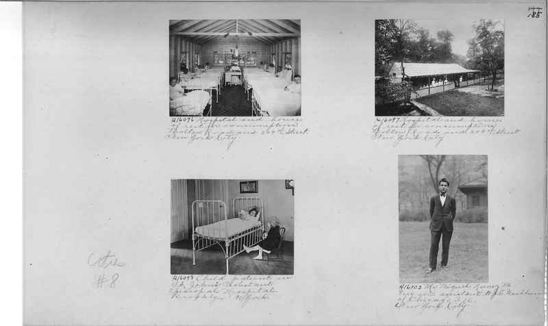 Mission Photograph Album - Cities #8 page 0185