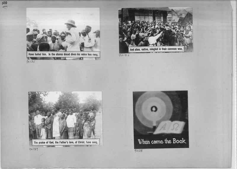 Mission Photograph Album - Miscellaneous #02 Page 0100