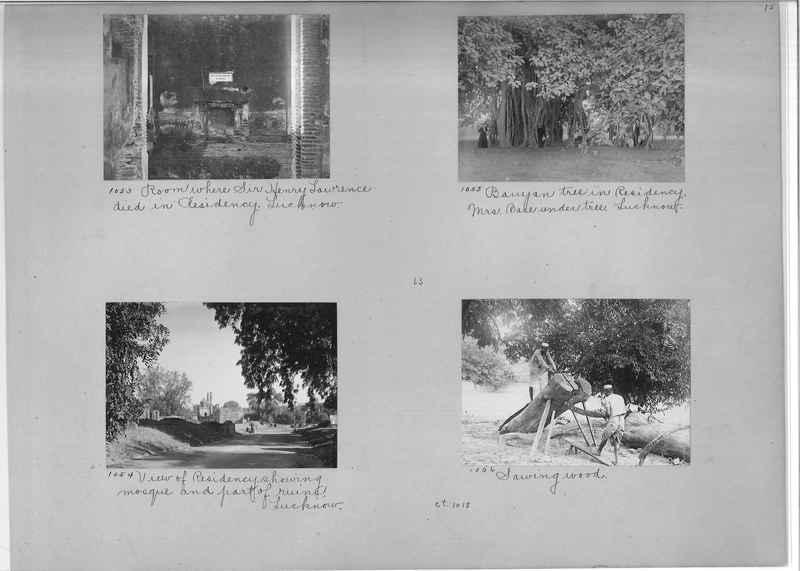 Mission Photograph Album - India #01 page 0015