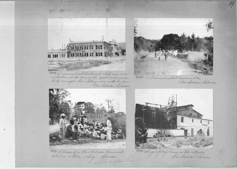 Mission Photograph Album - Panama #04 page 0019