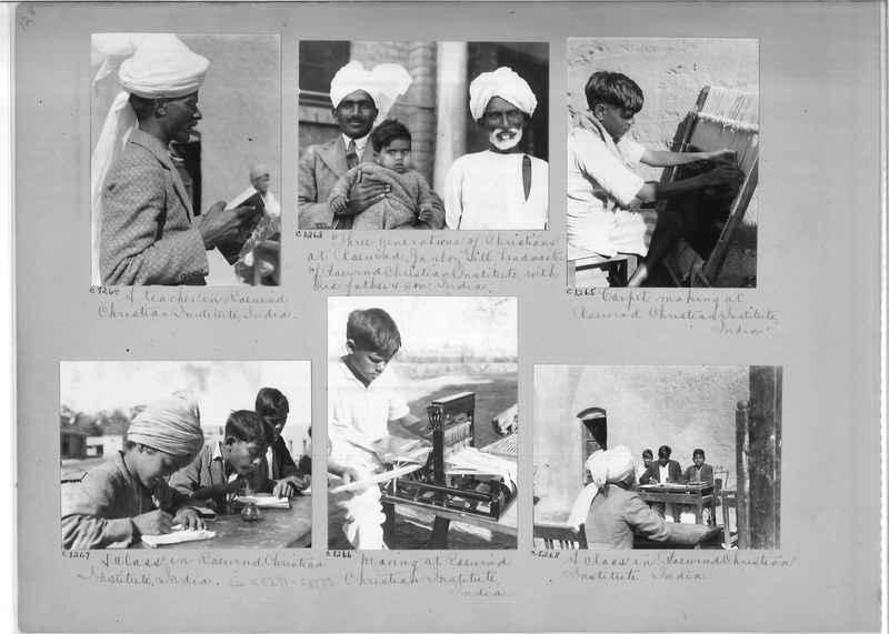 Mission Photograph Album - India #13 Page 0128