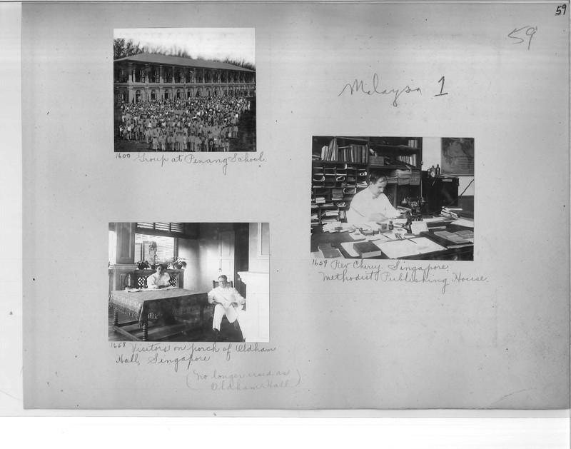Mission Photograph Album - Malaysia #1 page 0059