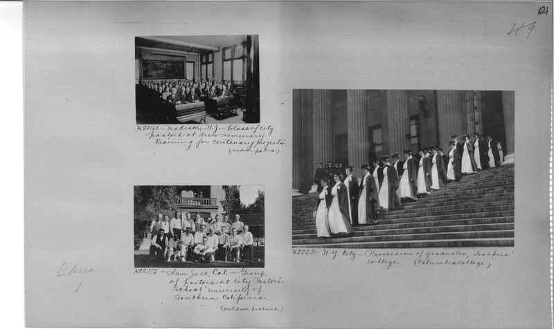 Mission Photograph Album - Education #1 page 0121