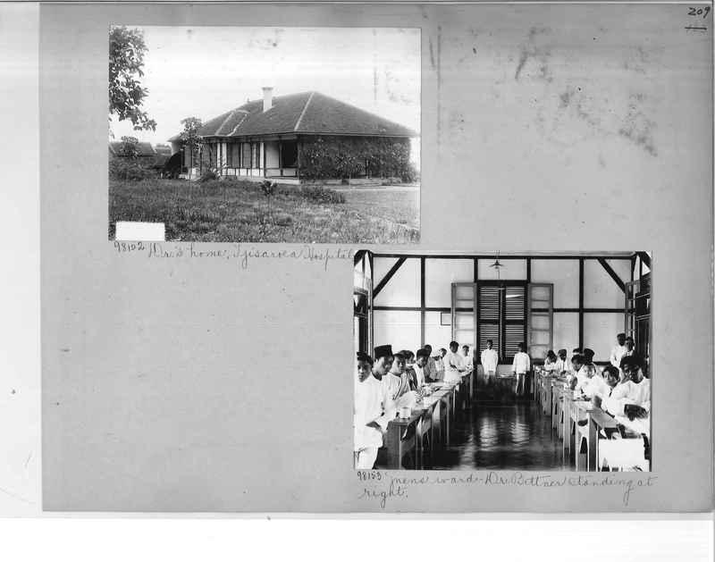 Mission Photograph Album - Malaysia #6 page 0209
