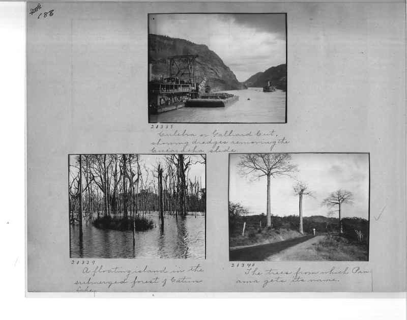 Mission Photograph Album - Panama #1 page  0188