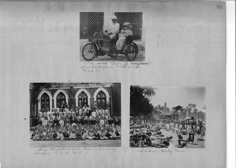 Mission Photograph Album - India - O.P. #02 Page 0173