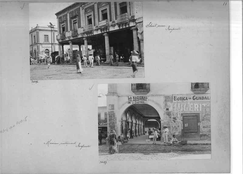 Mission Photograph Album - Mexico #05 page 0011