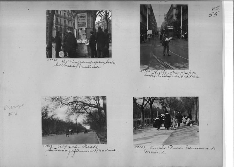 Mission Photograph Album - Europe #02 Page 0055