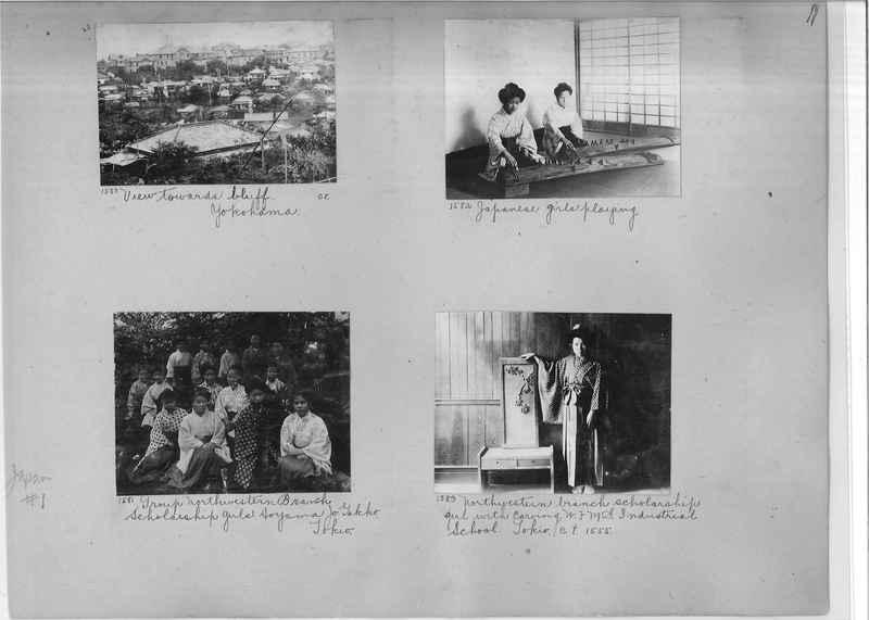 Mission Photograph Album -  Japan #01 Page 0011