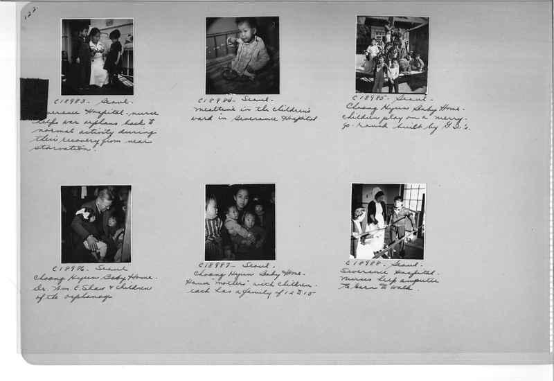 Mission Photograph Album - Korea #6 page 0122