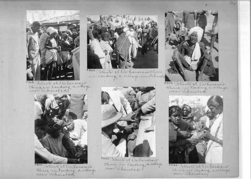 Mission Photograph Album - India #13 Page 0109