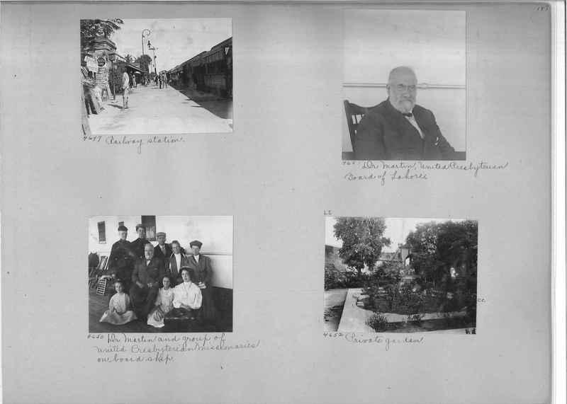 Mission Photograph Album - India #01 page 0147