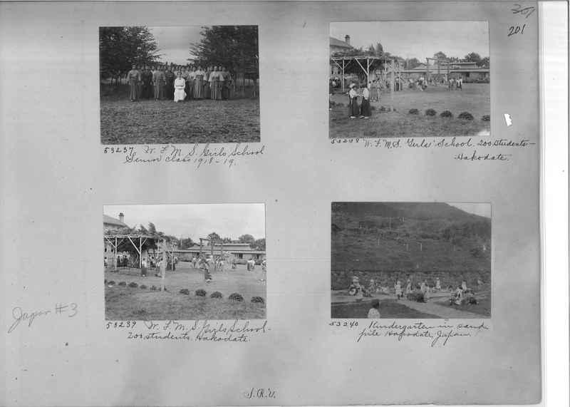 Mission Photograph Album - Japan #03 Page 0201