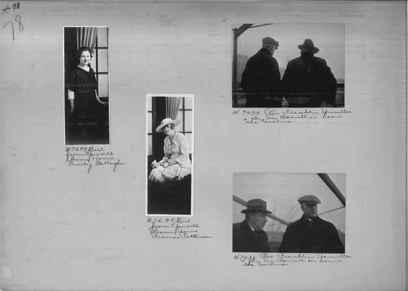 Mission Photograph Album - Miscellaneous #01 Page_0078