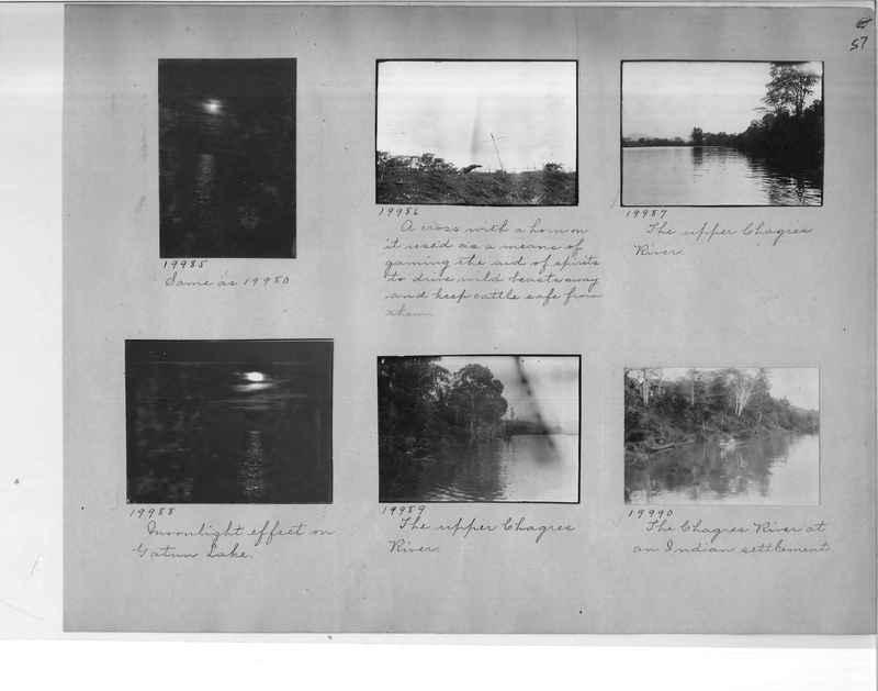 Mission Photograph Album - Panama #1 page  0057