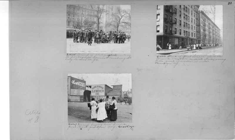 Mission Photograph Album - Cities #8 page 0021