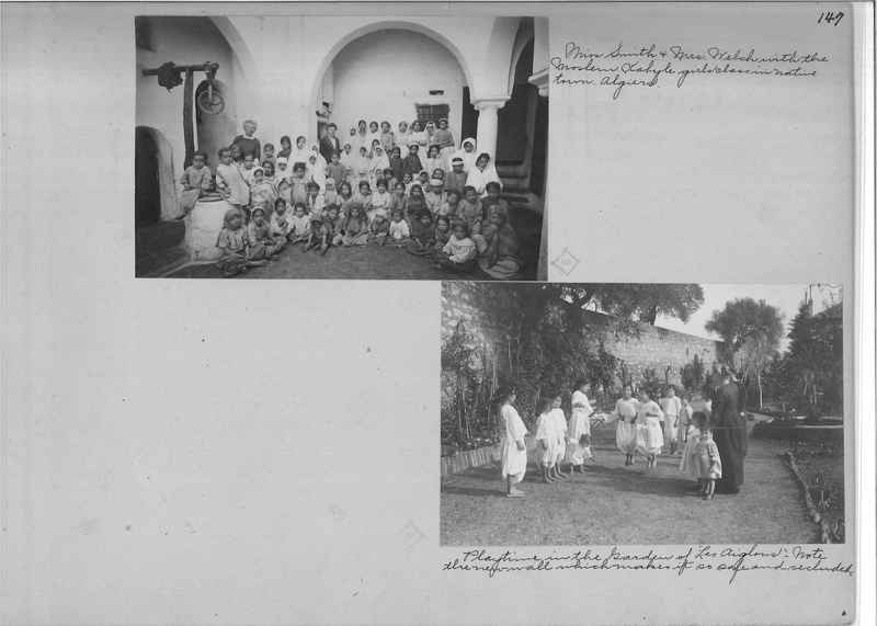 Mission Photograph Album - Africa - Madeira O.P. #3 page 0147
