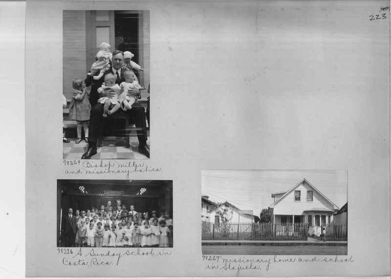 Mission Photograph Album - Panama #04 page 0223