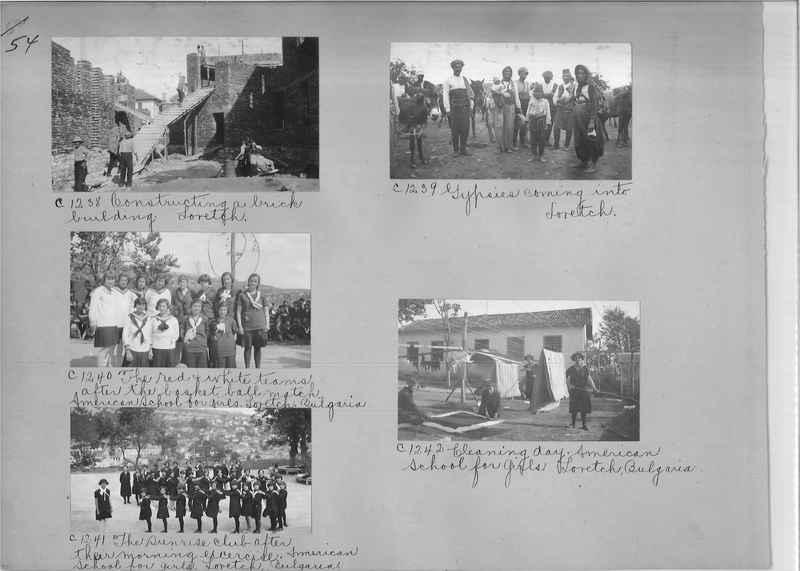 Mission Photograph Album - Europe #09 Page 0054