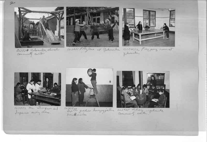 Mission Photograph Album - Japan #07 Page 0002