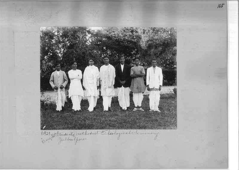 Mission Photograph Album - India #10 Page 0165