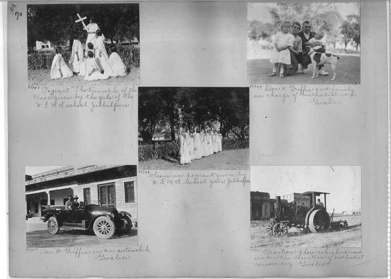 Mission Photograph Album - India #10 Page 0070