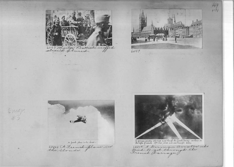 Mission Photograph Album - Europe #03 Page 0171