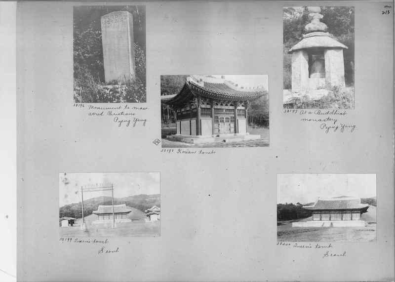 Mission Photograph Album - Korea #2 page 0213