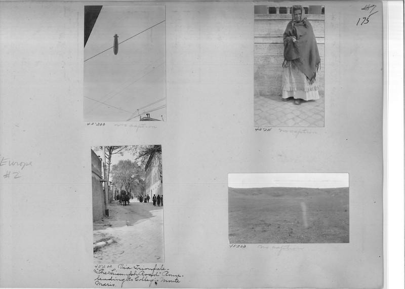 Mission Photograph Album - Europe #02 Page 0175
