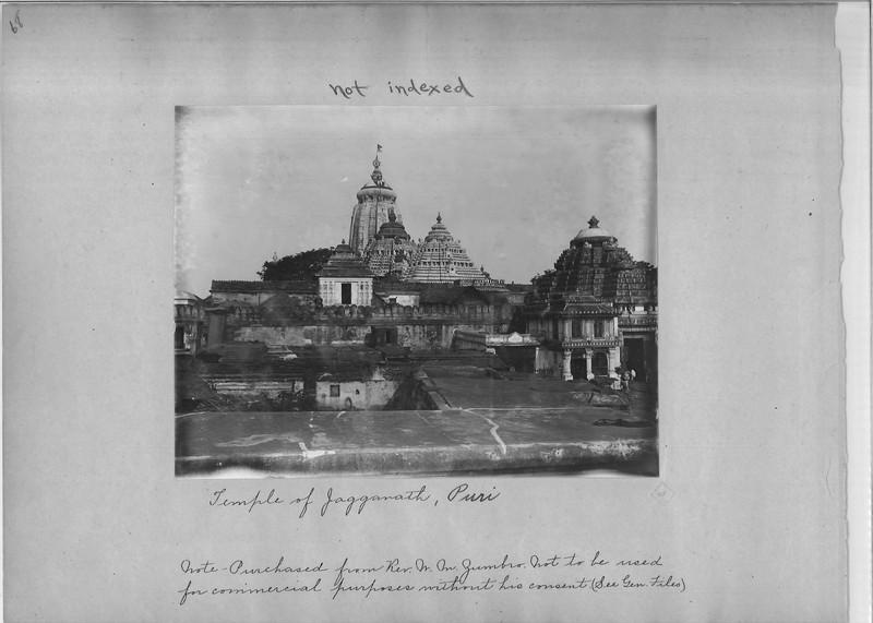 Mission Photograph Album - India - O.P. #02 Page 0068