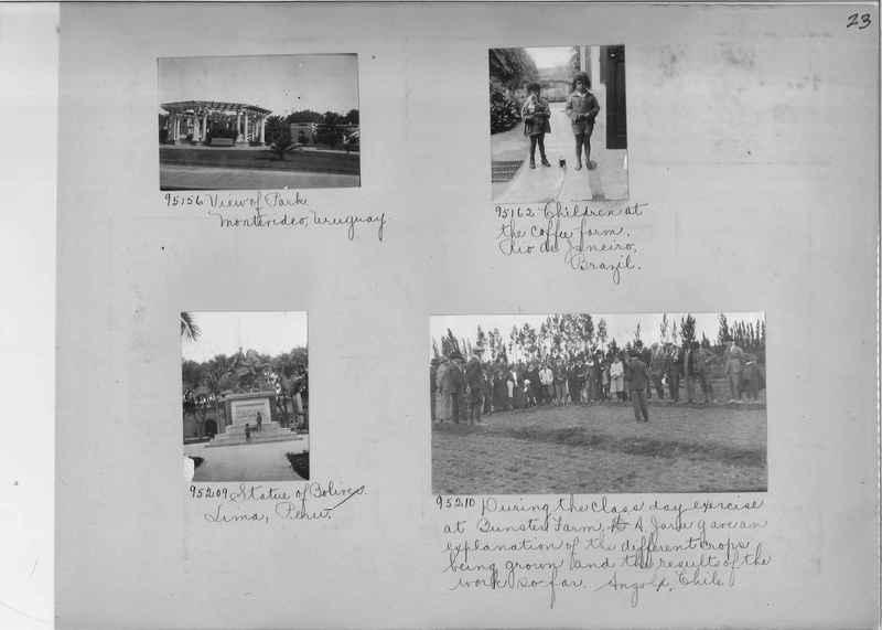 Misson Photograph Album - South America #8 page 0023