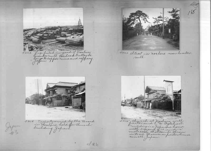 Mission Photograph Album - Japan #03 Page 0165