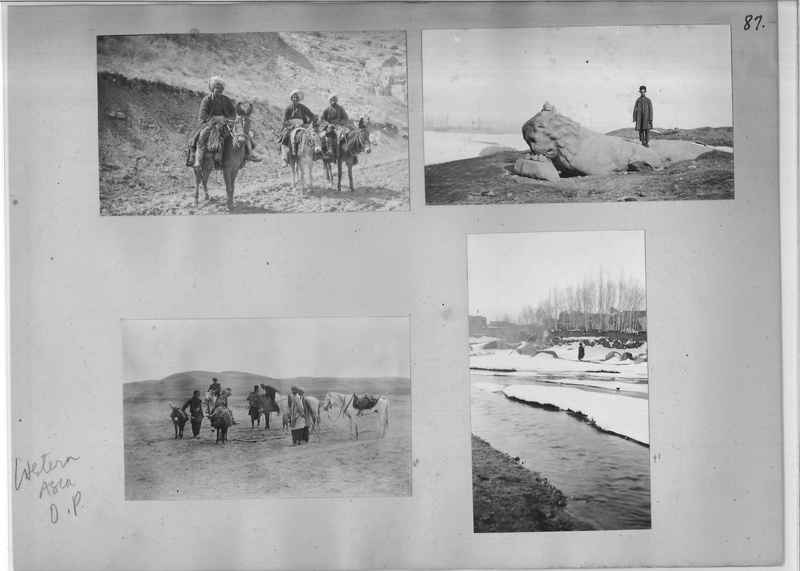 Mission Photograph Album - Western Asia - O.P. - #01 page_0087