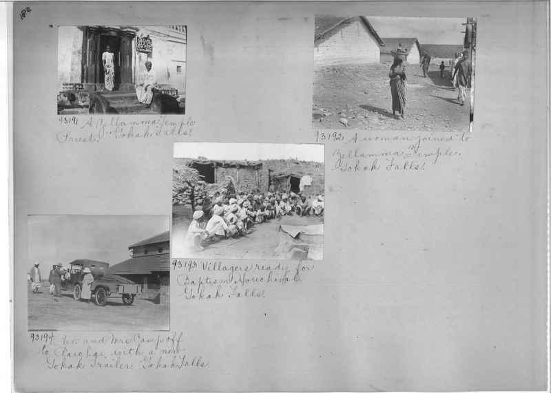 Mission Photograph Album - India #10 Page 0184