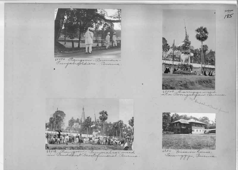 Mission Photograph Album - Burma #1 page 0185
