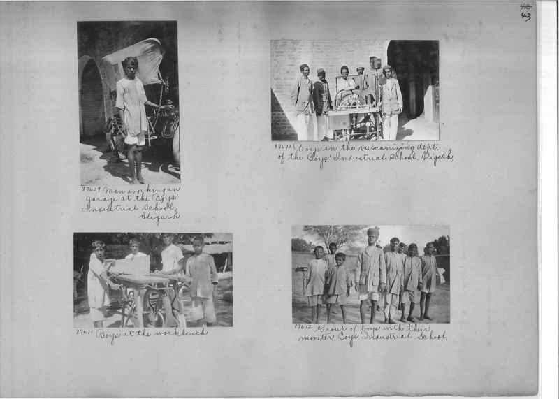 Mission Photograph Album - India #10 Page 0043