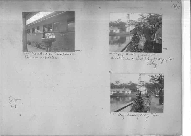 Mission Photograph Album -  Japan #01 Page 0145