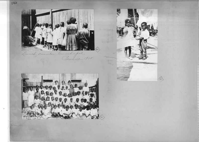 Mission Photograph Album - Panama OP #01 0142