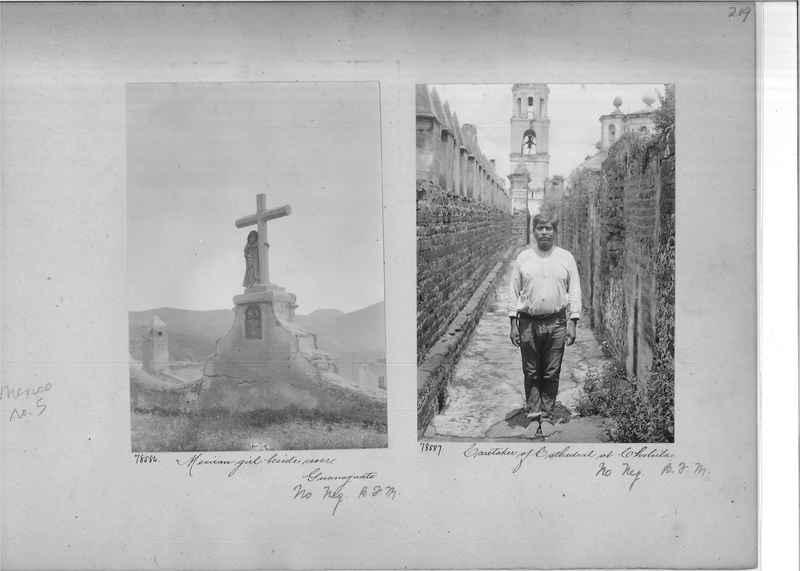 Mission Photograph Album - Mexico #05 page 0209