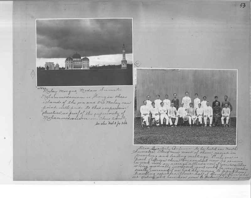 Mission Photograph Album - Malaysia O.P. #1 page 0053