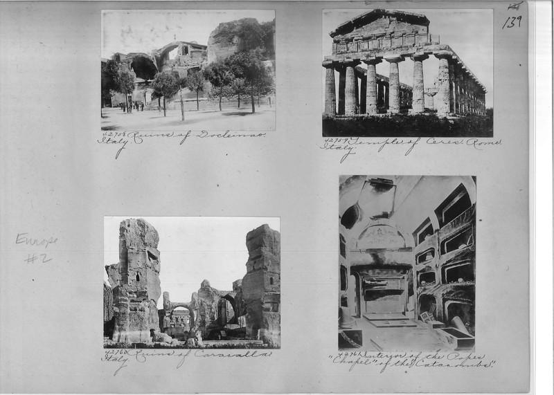 Mission Photograph Album - Europe #02 Page 0139