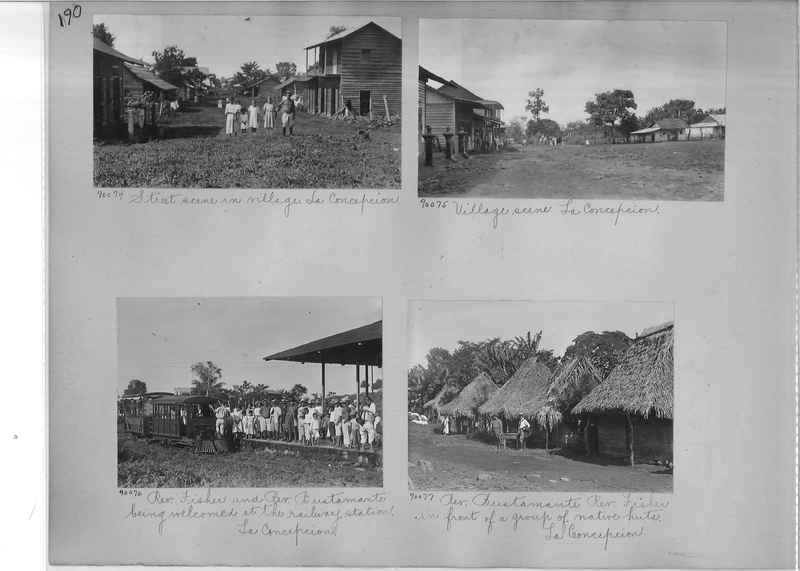Mission Photograph Album - Panama #04 page 0190