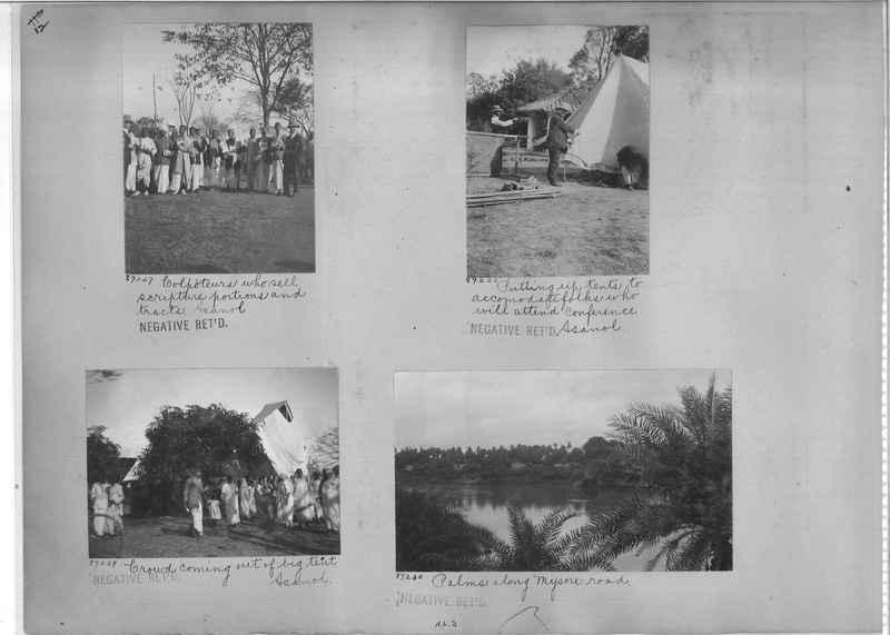 Mission Photograph Album - India #10 Page 0012