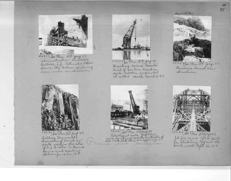 Mission Photograph Album - Panama #1 page  0095